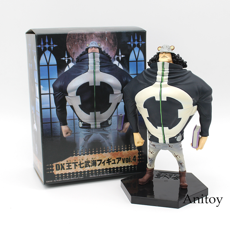 One Piece King Seven-Armed Sea Bartholemew Kuma Action Figure 1/8 scale painted figure PVC Action Model Figure Toy 18.5cmOne Piece King Seven-Armed Sea Bartholemew Kuma Action Figure 1/8 scale painted figure PVC Action Model Figure Toy 18.5cm