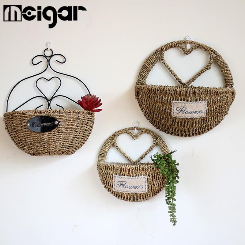 Wall Hanging Basket popular straw wall hanging basket-buy cheap straw wall hanging