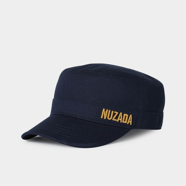 4c5644c1 Detail Feedback Questions about Brand NUZADA Exclusive Classic Unisex Men  Women Military Hats Flat Top Cap Visor Hat Summer Autumn Spring Quality  Embroidery ...