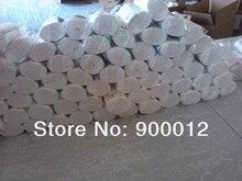 100 листов 100% Бамбуковое Пеленки Liner Rolls ВЫСОКОЕ КАЧЕСТВО, Flushable, биоразлагаемые Для младенца ткань пеленки/подгузник