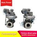 Twin турбин MGT2256S 793647-0002 821719-5004S N63 B44 двигателя турбокомпрессор для BMW X6 X5 привод 2008-10 BMW 5 серии E71