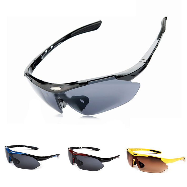 sonicworks Designer Outdoors Sports Cycling Bicycle Bike Riding Mens SunGlasses