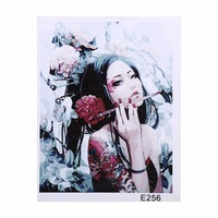 Anime Cosplay Frameless Picture On Wall Acrylic Oil Paint By Numbers Diy Painting By Numbers Christmas