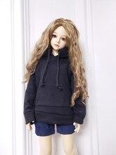 T02-X547 Блит куклы одежда 1/3 1/4 bjd 1/6 аксессуары для кукол свитер отверстие джинсовые шорты 2 шт./компл./компл