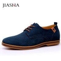 Lace Up Men Shoes 2016 Solid Color Breathable High Quality Fashion Cozy Men Shoes