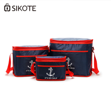 SIKOTE Portable 38L Cooler Bag For Food Preservation Storage Picnic Thermal Bags Travel Women Lunch Koeltas Sac Isotherme