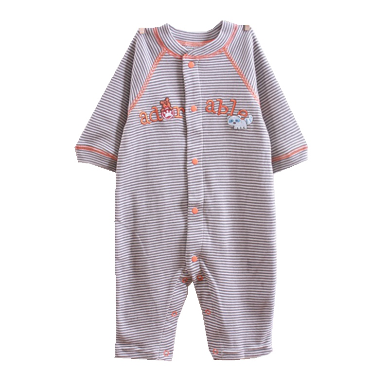 Little Raccoon Striped Long Sleeve Body Baby Boy Romper Kids Overalls Clothes Ropa Macacao Bebe Jumpsuit Toddler Boys Clothing infant baby girl rompers jumpsuit long sleeve for newborns baby boy brand clothing bebe boy clothes body romper baby overalls