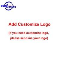 add customize logo