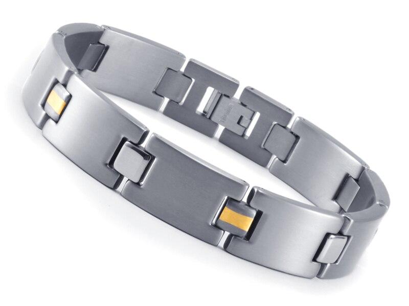 HTB1HHnMRVXXXXXaapXXq6xXFXXXp - RainSo 2019 Fashion Titanium Bracelets & Bangles For Women Men Trendy Simple Generous Jewelry OTB-216  charm bracelets