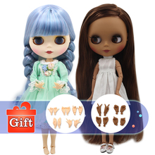 DBS BJD factory Blyth icy doll nude joint body fashion custom doll suitable diy makeup with hand set A&B Special price