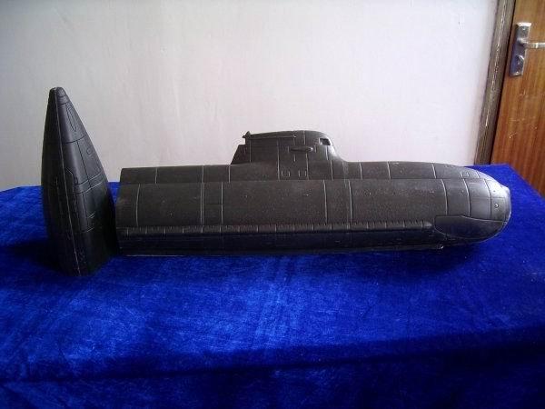 US $355 0 |Hot Sale 1/48 U31 Type 212A Plastic Submarine RC Scale Model  C7615 in Hot Sale----1/48 U31 Type 212A Plastic Submarine RC Scale Model  C7615