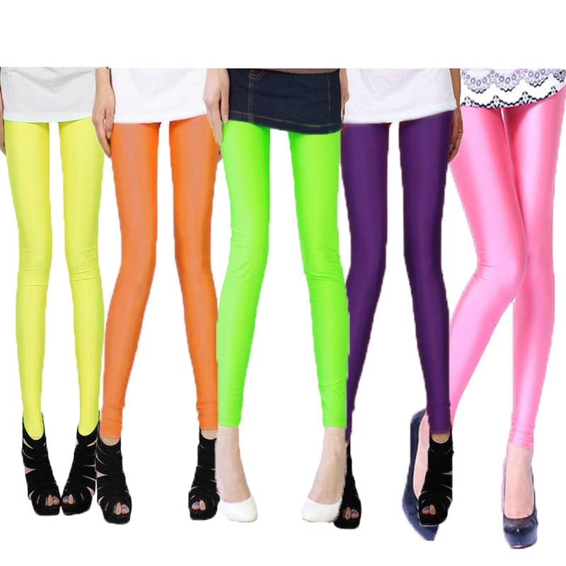 2019 Neon Green Workout Push Up   Leggings   Women Fitness Pantalones Punk Legins Jeggings Leggins Adventure Time Sporting Pants