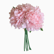 Irene Peony Artificial Bouquet Wedding Decoration Holding Flowers Home Decor Crafts flowers cheap fake flower China