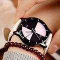 Reloj de cuarzo de las mujeres relojes yazole brand lujo nuevo 2017 mujer reloj reloj de pulsera de señora reloj de cuarzo relogio montre femme feminino