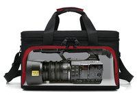 NEW PROFESSIONAL Video Functional Camera Bag Camera Case Bag For Nikon Sony Panasonic Leica Samsung Canon JVC Case PXW4K