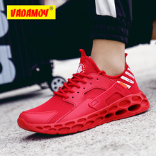 Men Sneakers Male Breathable Comfortable Casual Shoes Fashion Men Shoes Lace Up Wear-resistant Lightweight Sneakers Size 39-46 цены онлайн