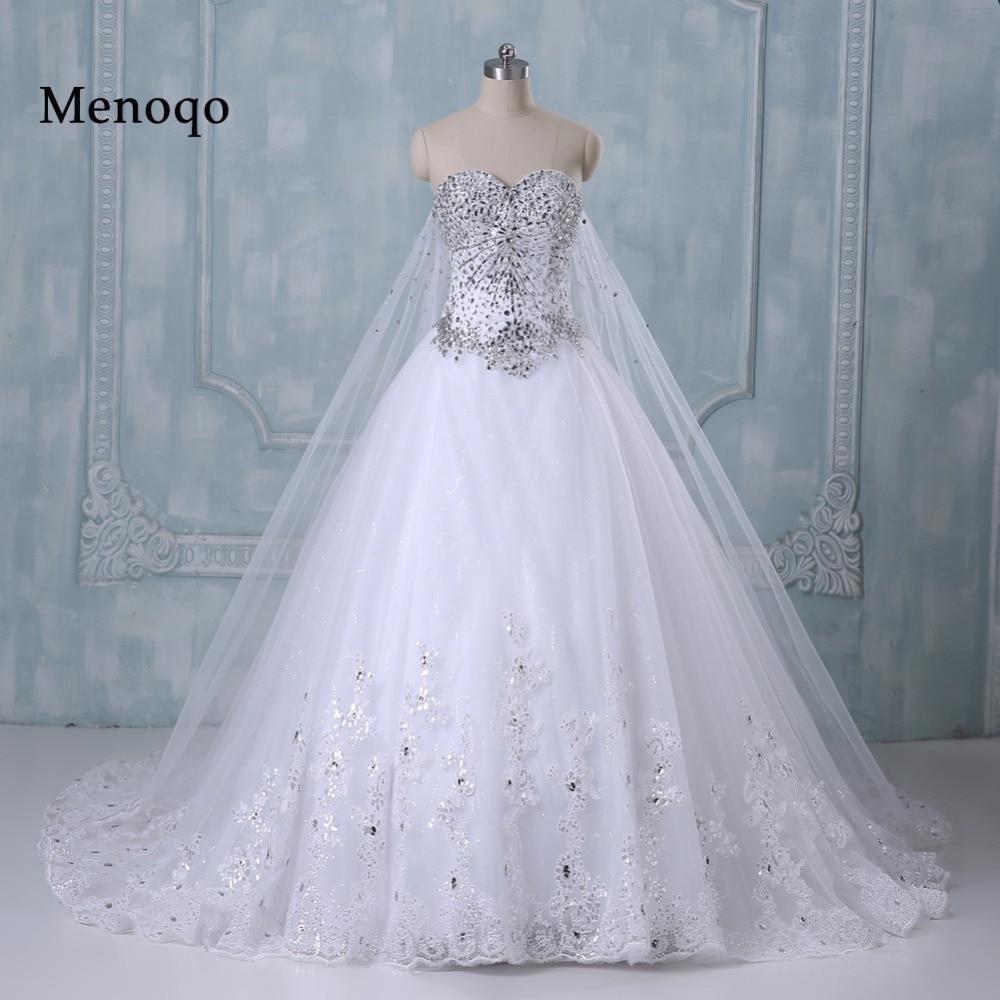 Star Wedding Dress Shop: Romantic Wedding Dress Princess Bride Dress Strapless
