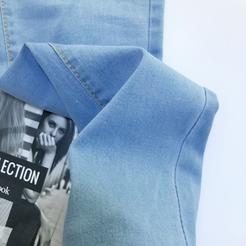Denim Jeans Womens High Waist Stretch Pencil Skinny Ankle-length Pants Femme Black Blue Push Up 2019 Elastic Slim Streetwear0001 3