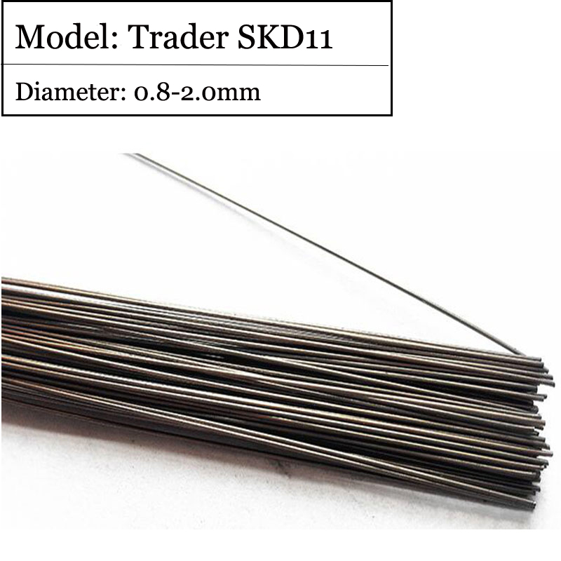 все цены на 1KG/Pack GM Trader Mould welding wire SKD11 repairmold welding wire for Welders (0.8/1.0/1.2/2.0mm) S01201 онлайн