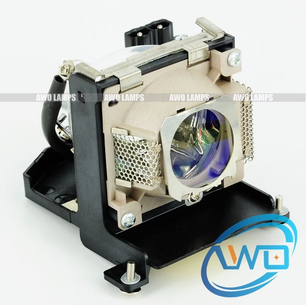 Free shipping L1624A Compatible lamp with housing for HP VP6100 / VP6110 / VP6120 projector free shipping compatible projector lamp with housing r9832752 for barco rlm w8