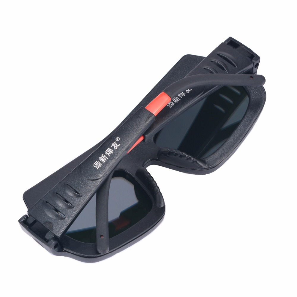 dae252d65b Solar Powered Auto Darkening Welding Mask Helmet Goggle Welder Glasses Arc  PC Lens Great Goggles For