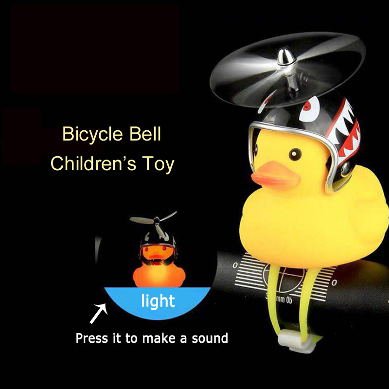 Pro Bamboo Kitchen 2pcs Propeller Helmet Bike Accessories Little Duck Propeller Turbo Increase Duck Propeller Propeller Duck Helmet Toys for Kids Adults Yellow Three Blades