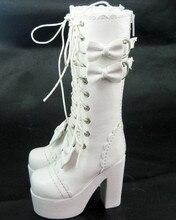 Женские туфли из искусственной кожи, на высоком каблуке, черные, кофейные, белые