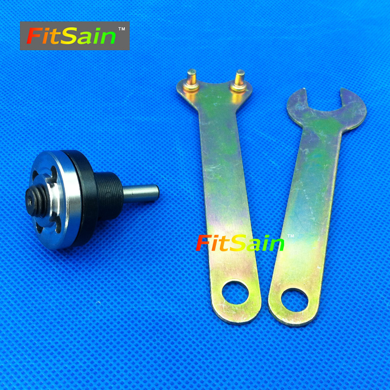 FitSain--Connecting rod shaft 6mm for saw blade hole 16/20mm circular diamond garden bench wood chain hand electric tool miter
