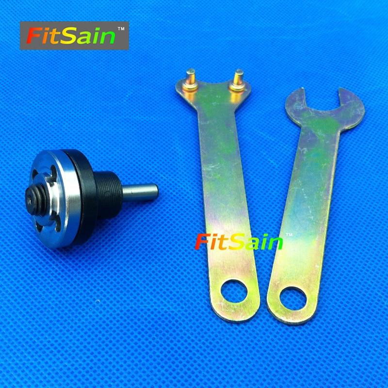 FitSain - Albero di biella 6mm per foro lama lama 16 / 20mm panca da - Accessori per elettroutensili - Fotografia 1