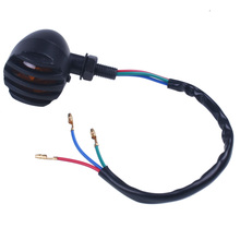 2 pcs 12V 5W Motorcycle light bulb Front Rear Turn Signals Indicators Lights For Harley touring road king