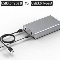 3.5 inç HDD muhafaza USB 3.1/USB 3.0 bağlantı noktası harici Case SATA sabit disk tam alüminyum C tipi veya USB B harici muhafaza