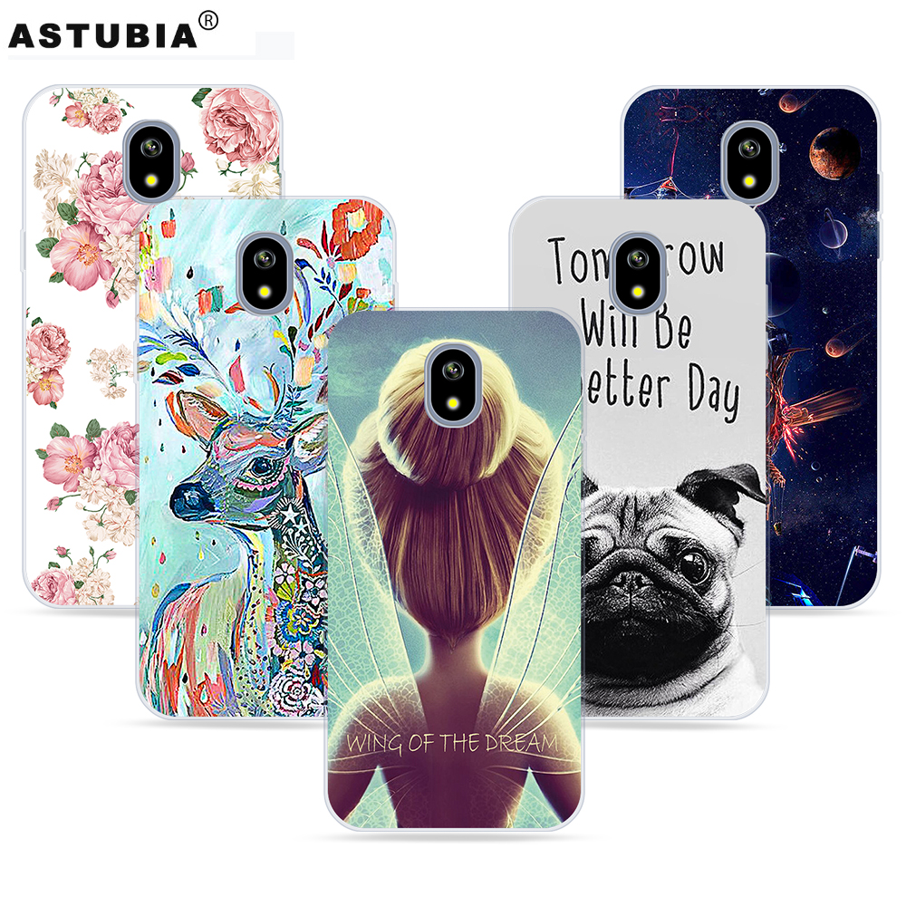 ASTUBIA Case For Samsung Galaxy J7 2017 Case Europe Version Soft Pattern Case For Samsung J7 J5 2017 Cover For Sumsung J3 2017 ...