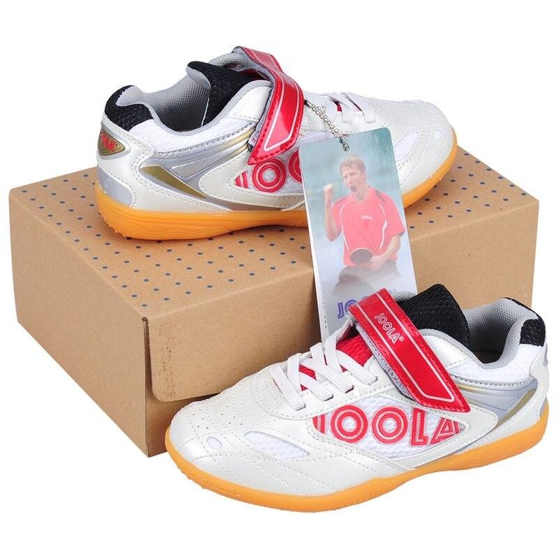 Original Joola Children Non slip table tennis shoes Boy & Girl sports shoes professional table tennis shoes size 30 35-in Table tennis shoes from Sports & Entertainment    1