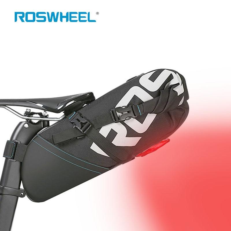 Cycling font b Bag b font Bike Rear font b Bags b font font b Bicycle