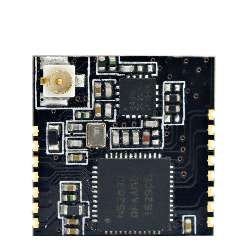 10 pcs nRF52832 + PA Módulo Bluetooth 5.0 BLE 5.0 Sensores de Baixa Energia Bluetooth Módulo Sem Fio para a Internet para Bluetooth rede