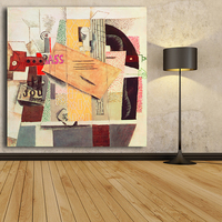 World Famous Paintings Picasso Painting Picasso S Abstract Painting Picasso Abstract Printed Painting Wholesale
