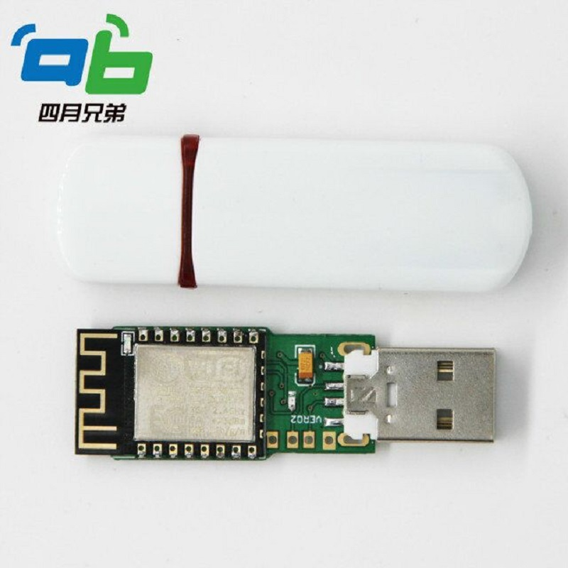 Cactus WHID: WiFi escondió inyector USB Rubberducky