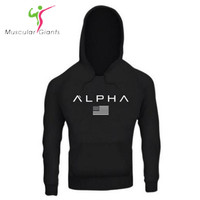 2018 Autumn Newest Fitness Men Gyms Hoodies Sweatshirt Bodybuilding Hoody Zipper Casual Sweatshirt Men S Slim