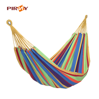 240 160cm High Quality Hammock Travek Summer Camp Portable Outdoor Garden Hang Bed Rest Swing Canvas