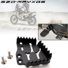 Rear Brake Pedal Step Gear Shift Lever Tip For KTM 690 SMC Enduro Duke 990 Adventure 125 250 350 450 530 SX SXF EXC EXCF XC XCW