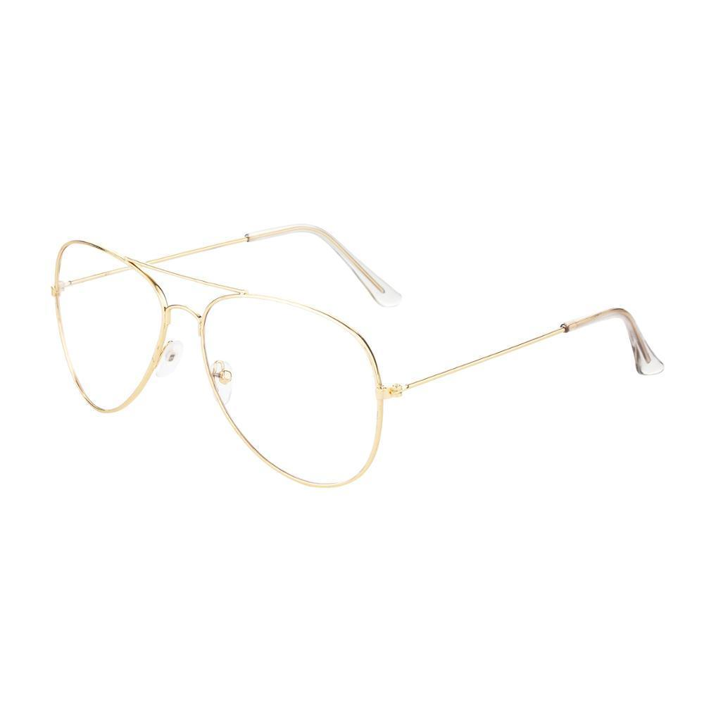 77c4dc71b7a Dropwow Aviation Metal Frame Sunglasses Female Classic Optics ...