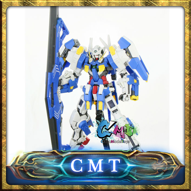 CMT FPM MODEL LEGEND 1/100 MG AVALANCHE PLASTIC CONVERSION  PART FOR EXIA GUNDAM 00 action figure 3d wall wallpaper bedroom tv sofa background high definition self adhesive sticker