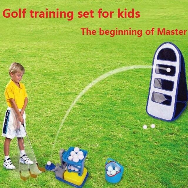 送料無料ゴルフ練習ケージ用子供トレーニングネット四ゴルフスキル練習子供ゴルフ商品
