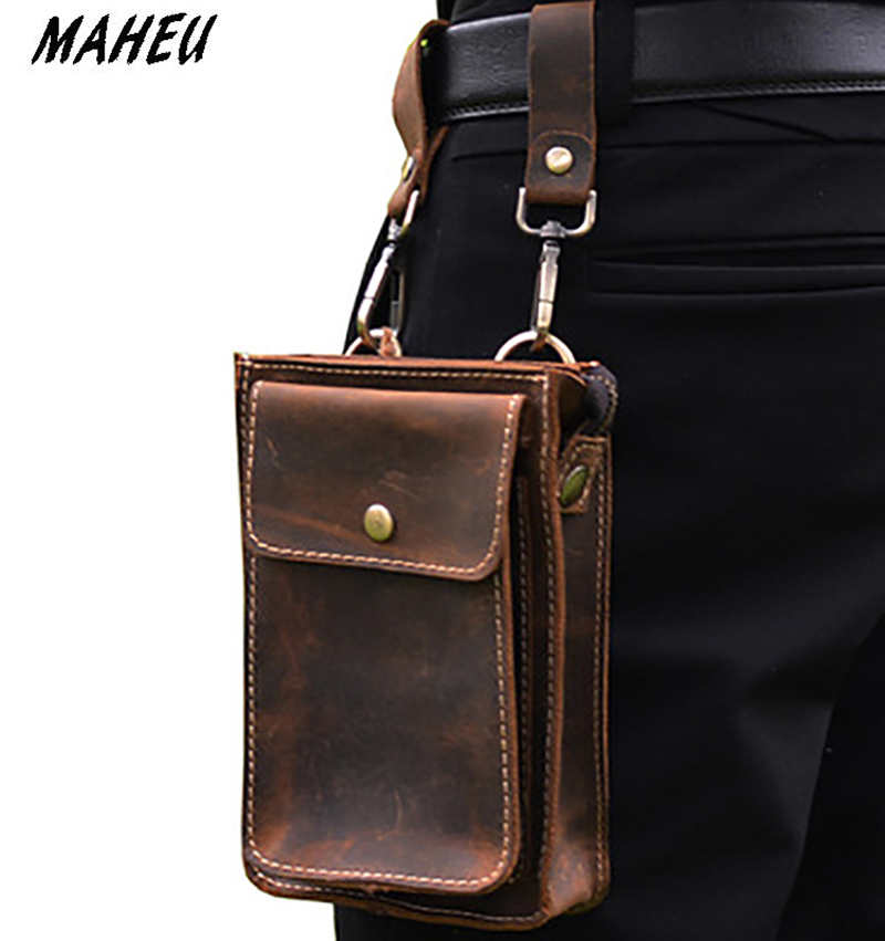 MAHEU Fashion Luxury Woman Genuine Leather Handbag Casual Travel Mini Ladies Shoulder Bag small corssbody messenger bag for lady