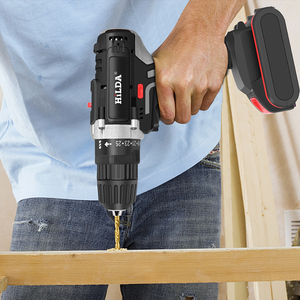 21V Electric Drill With Rechar