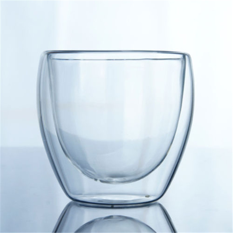 Cool Gadgets Cool Gadgets2018 New And Fashion Classic 150 or 250 or 350 or 450ML Glass Double Wall Transparent Coffee Cups Insulate Office Tea