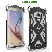 Original Simon THOR IRONMAN Shockproof Metal Back Cover Aluminium Frame Anti Knock For Samsung Galaxy Note