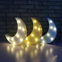 1 stücke Schöne 3D Licht lampe Led Nachtlicht Nette Festzelt zeichen Für Baby Kinder Schlafzimmer Dekor Kinder Geschenk Mit Ir-fernbedienung Control