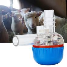 Farm Animal Feeding Eqipment Chicken Feeder Goat Sheep Milking Claw Milk Collector Cup Goat Milking Machine Wholesale(China)