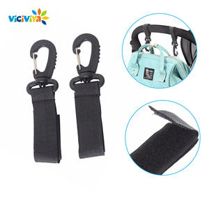 VICIVIYA 2pcs/Set Baby Strollers Bag Stroller Accessories